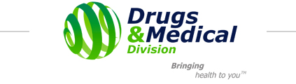 The Drug And Medical Division