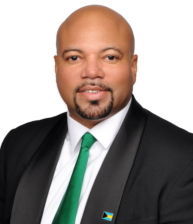 Jedrick Robinson | DNA Candidate for Central Grand Bahama