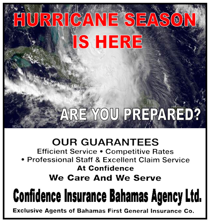 Hurricane Season Is Here At Confidence Insurance Brokers & Agents Ltd