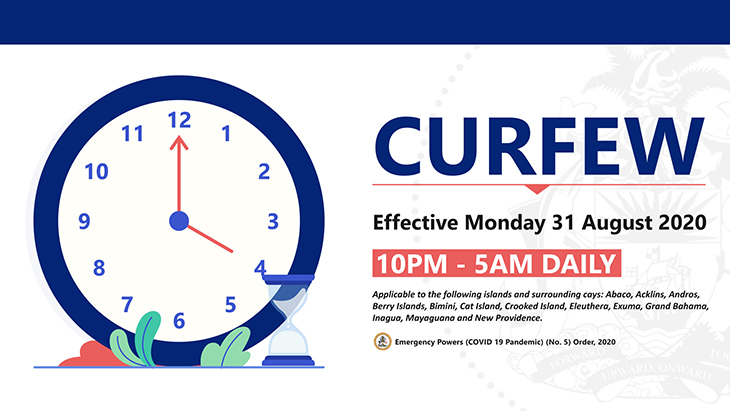 COVID Updated Curfew