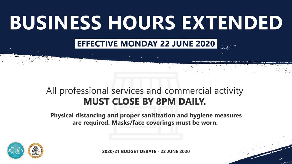 Business Hours Extended