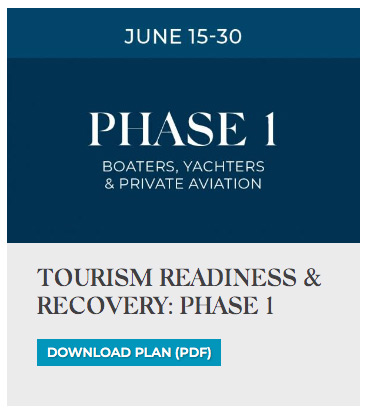 TOURISM READINESS & RECOVERY: PHASE 1
