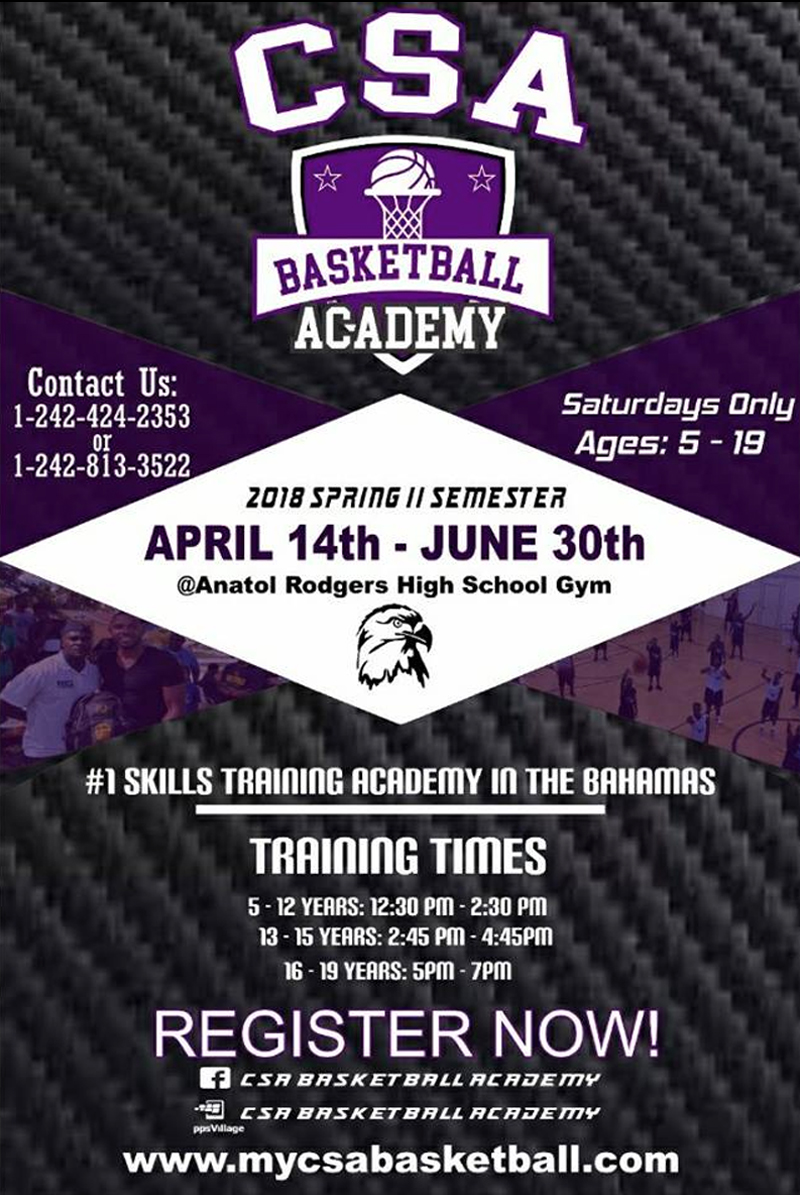 CSA BASKETBALL ACADEMY