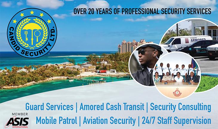Candid Security Ltd