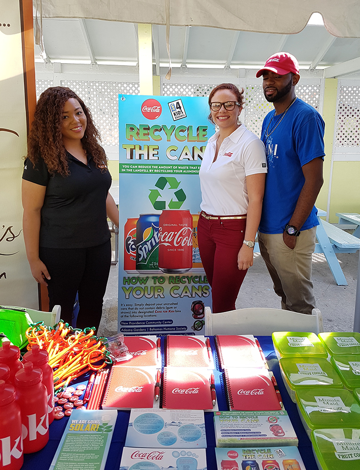 Caribbean Bottling Company Recognizes World Environment Day