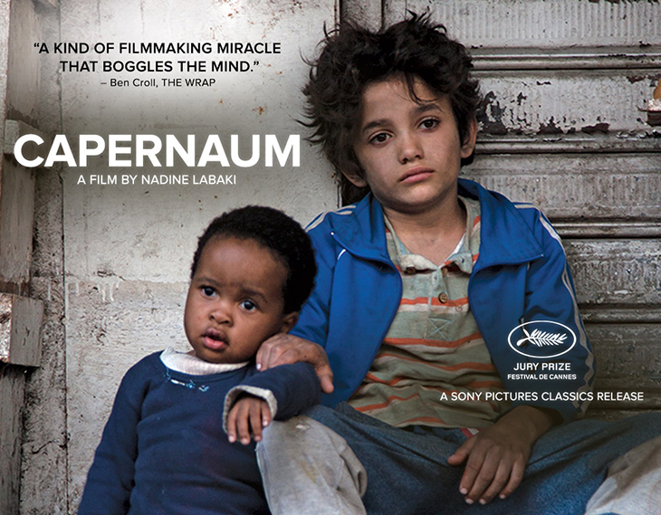 CAPERNAUM, Presented by Sony Pictures Classics