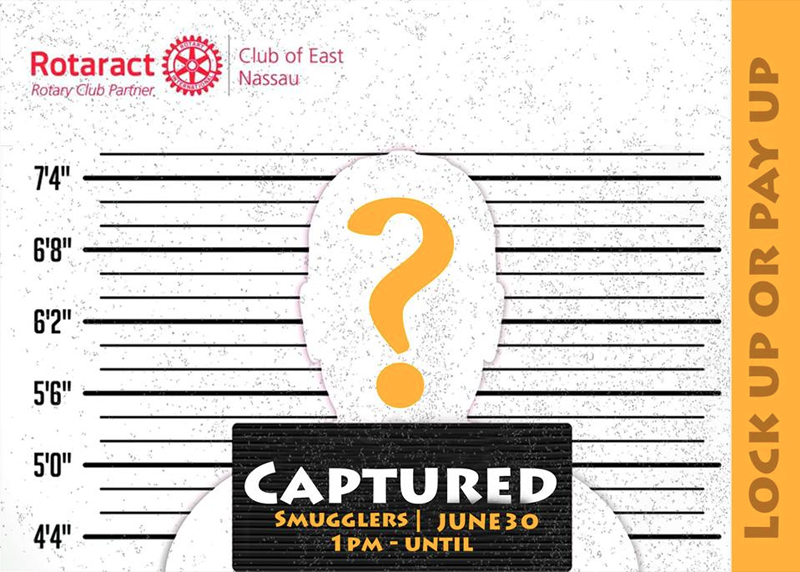 Captured : RCEN's Signature Fundraising Event! Hosted by The Rotaract Club of East Nassau