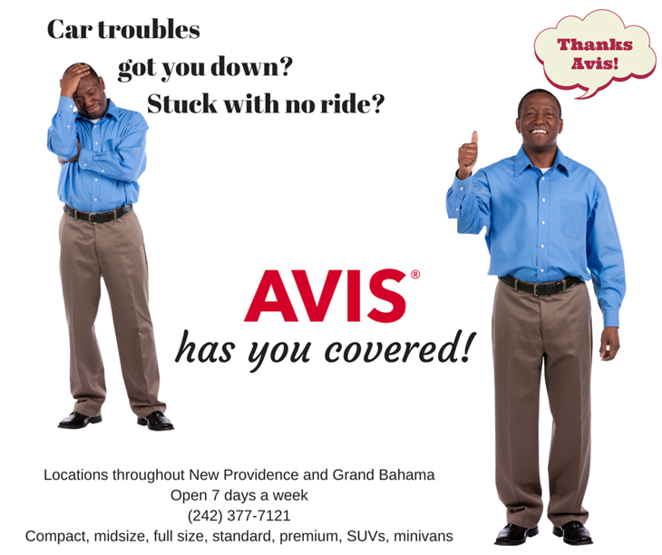 Edwards Auto Sales >> Avis Car Rental And Sales - Nassau - Nassau / Paradise Island, Bahamas