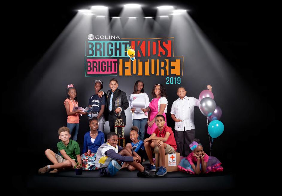 Colina Insurance Limited | Bright Kids, Bright Future