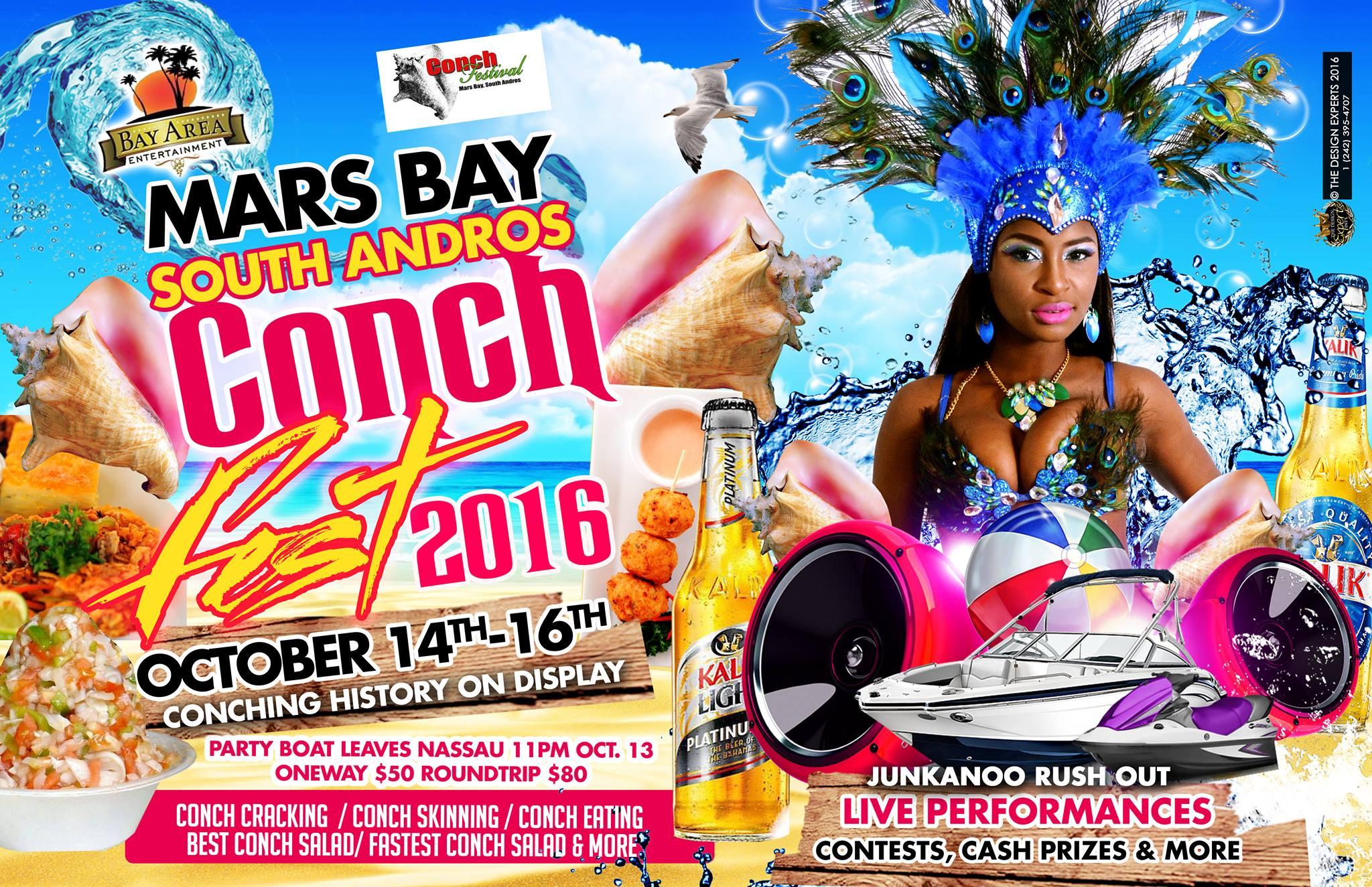 Conch Fest 2016
