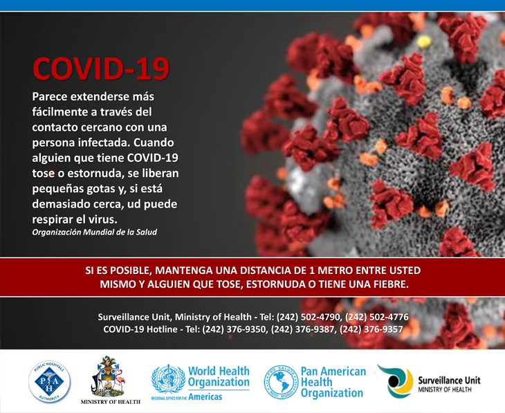 Covid-19 Updates For Our Spanish Citizens