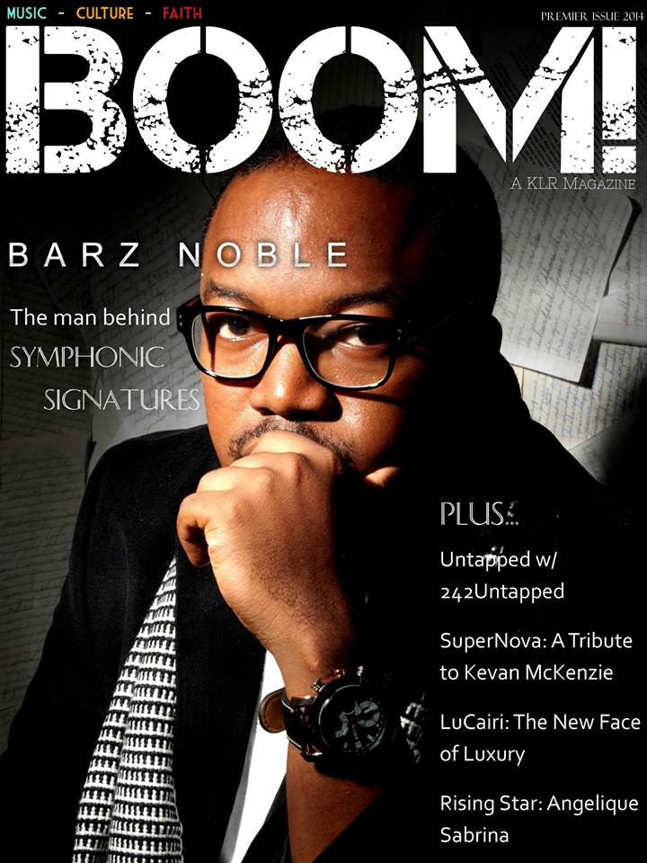 BOOM Magazine Current Issue Cover
