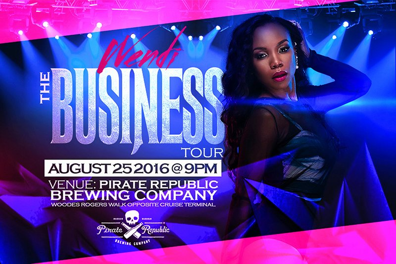 Wendi|The Business Tour