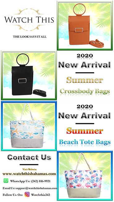 Watch This - Summer 2020 New Arrivals