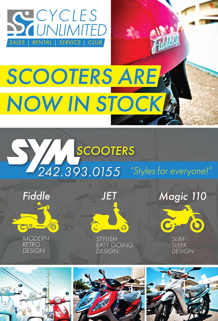 Cycles Unlimited Ltd | Scooters Are Now In Stock