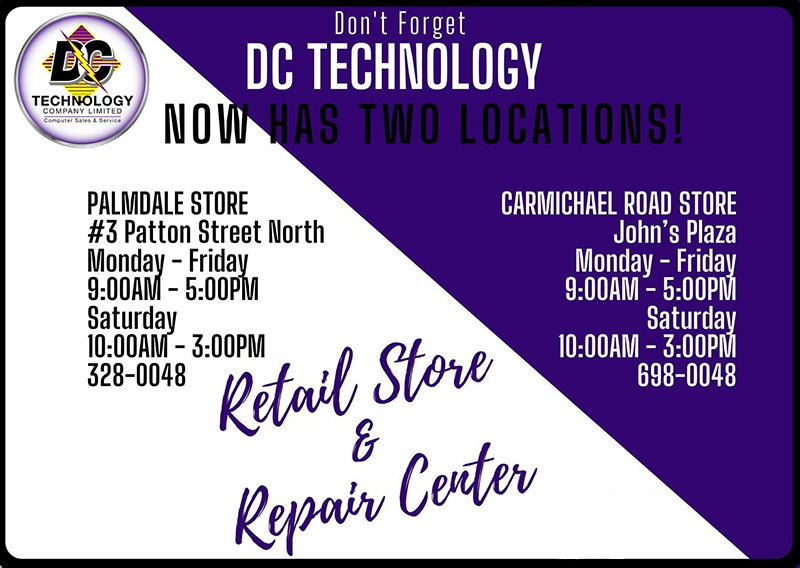 DC Technology - Now Open