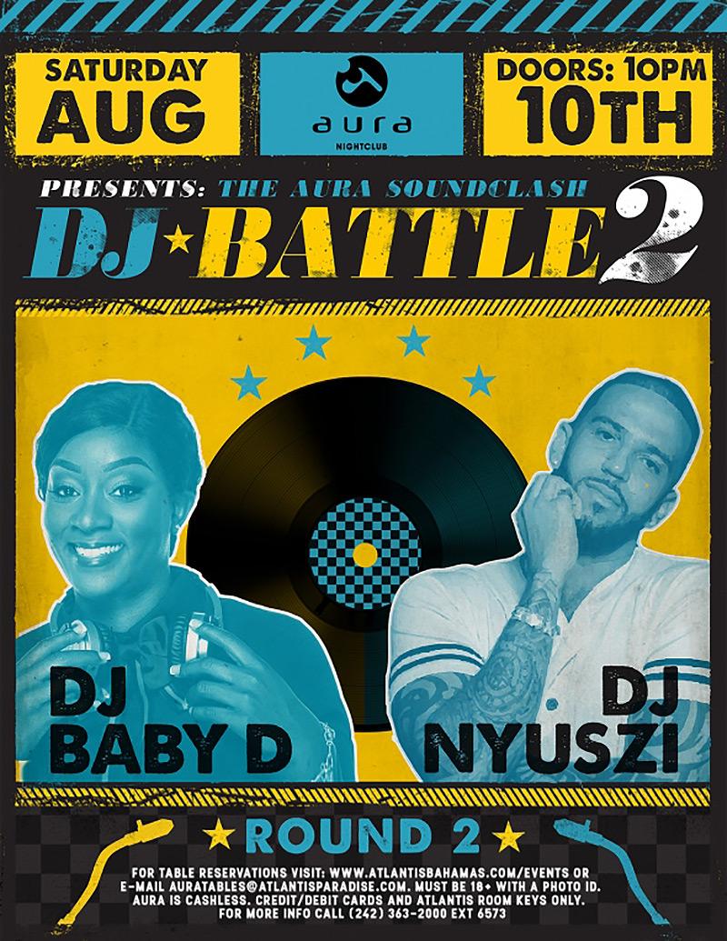 The Aura Soundclash DJ Battle 2