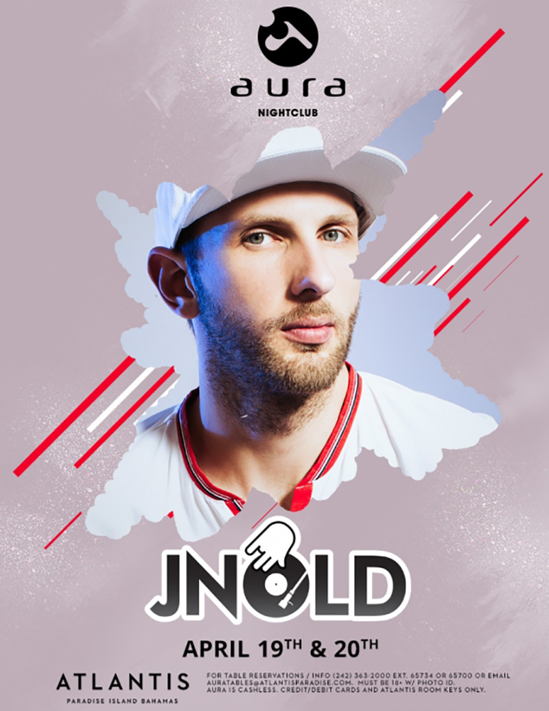 Aura Nightclub – Party In Paradise With Dj JNold