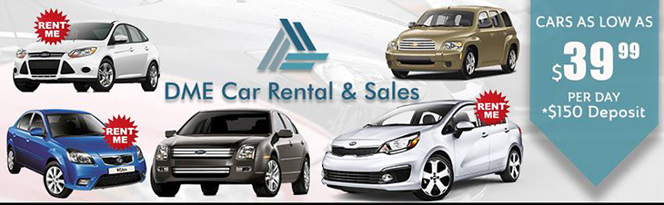 DM Car Rental & Sales