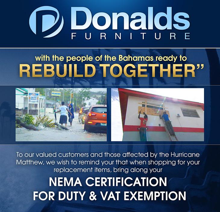 Donalds Furniture | Rebuild Together