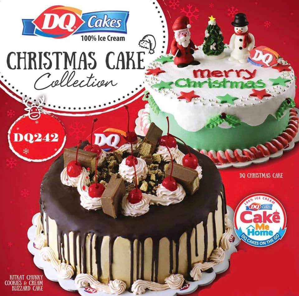 ''Tis the Season for DQ! Dairyqueen