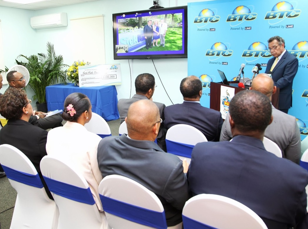 btc funding for pmh sick kinds oncology telemedicine lab nassau btc funding for pmh sick kinds oncology telemedicine lab