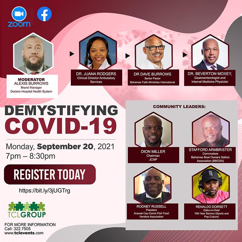 Demystifying COVID-19