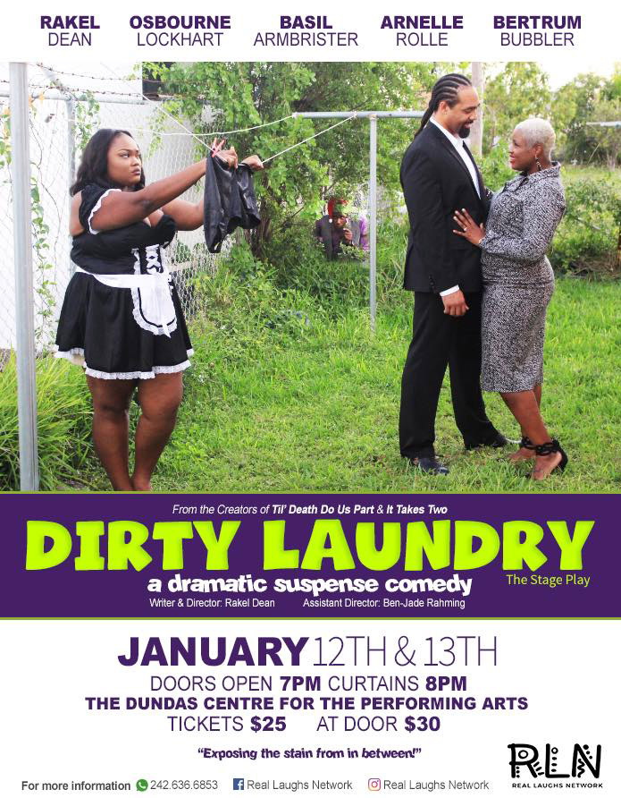 Dirty Laundry -The Stage Play