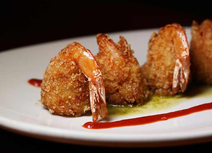 Outback Steakhouse Shrimp and Conch Croquet