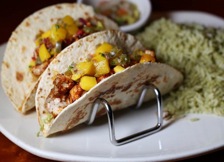 Outback Steakhouse Fish Tacos