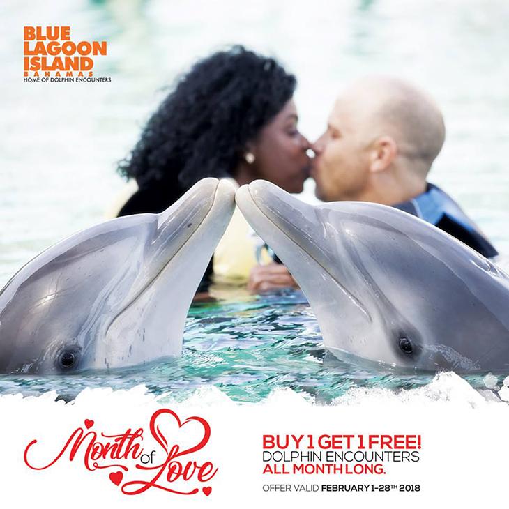 Blue Lagoon Island   Month of Love