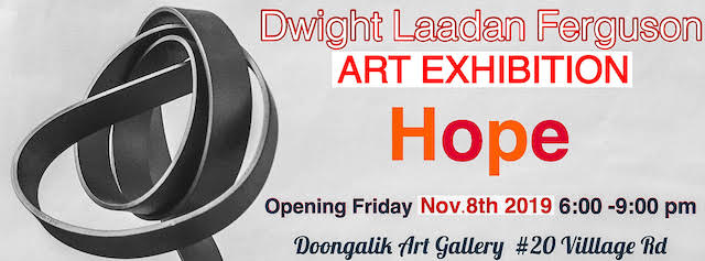 Dwight Laadan Ferguson Art Exhibition