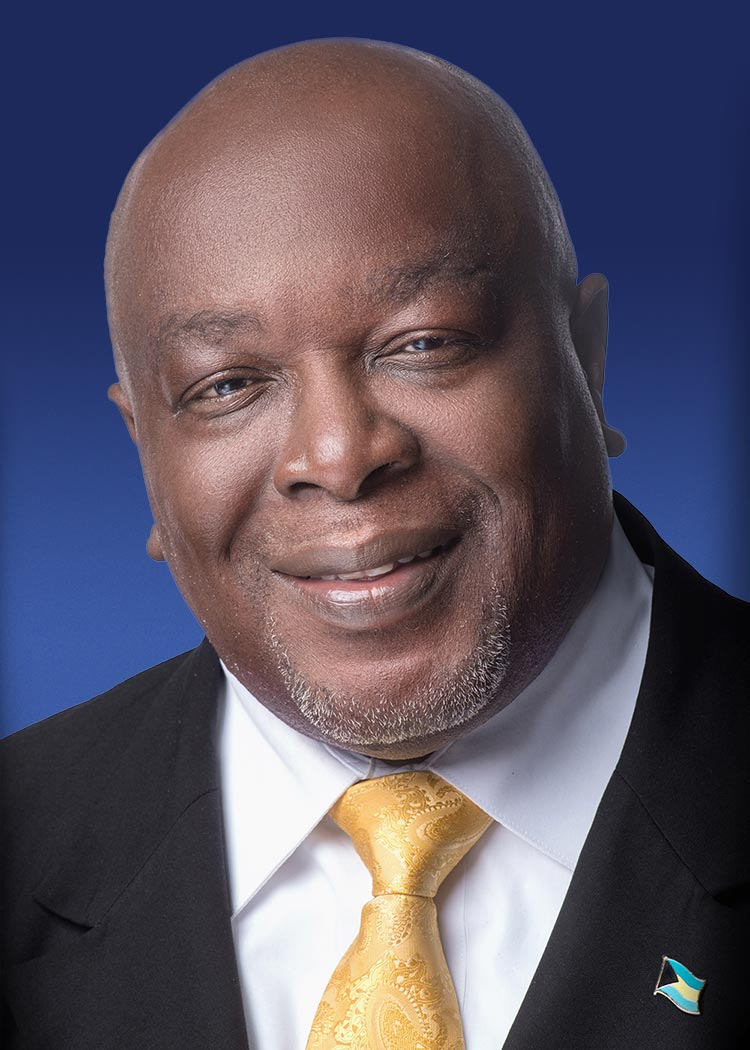 Preston Cooper | PLP Candidate for East Grand Bahama
