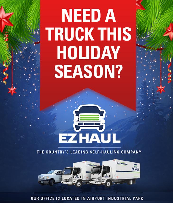 Need A Truck This Holiday Season