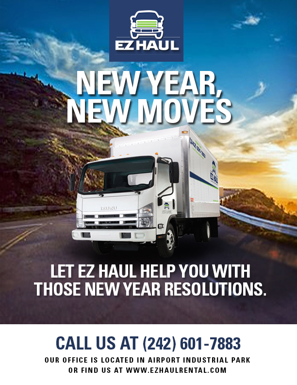 Let EZ Haul Help You With Those New Year's Resolutions