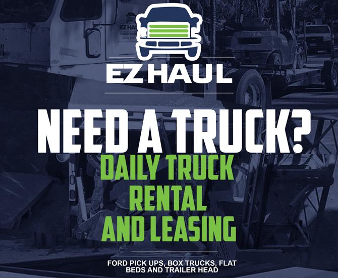 TRUCK RENTAL | Need A Truck?
