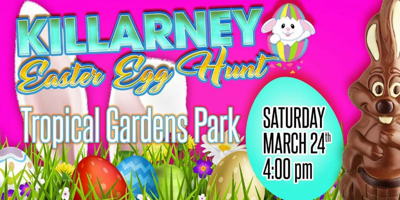 Killarney Easter Egg Hunt 2018
