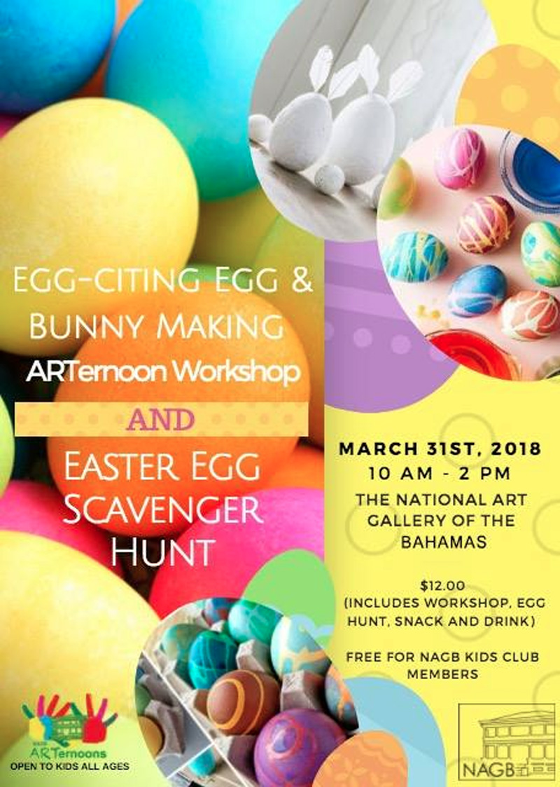 Egg-citing Egg & Bunny Making Workshop & Easter Egg Hunt