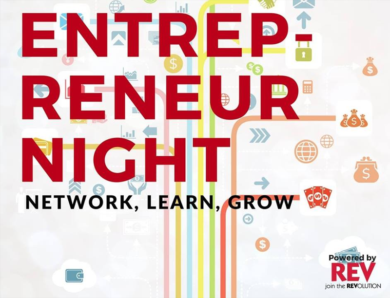 Entrepreneur Night May 2018