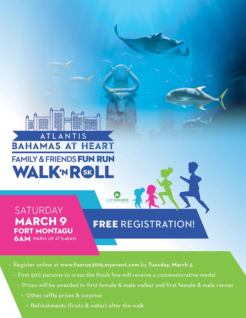 Fun Run Walk N Roll 2019