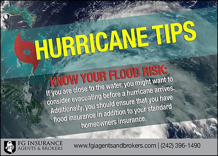 It's hurricane season. Make sure you're protected by contacting FGIAB today for Homeowners or Flood Insurance.