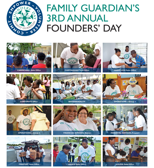 Family Guardian's 3rd Annual Founders' Day