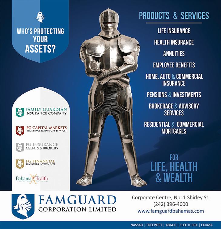 Family Guardian Insurance Co Ltd Nassau Nassau