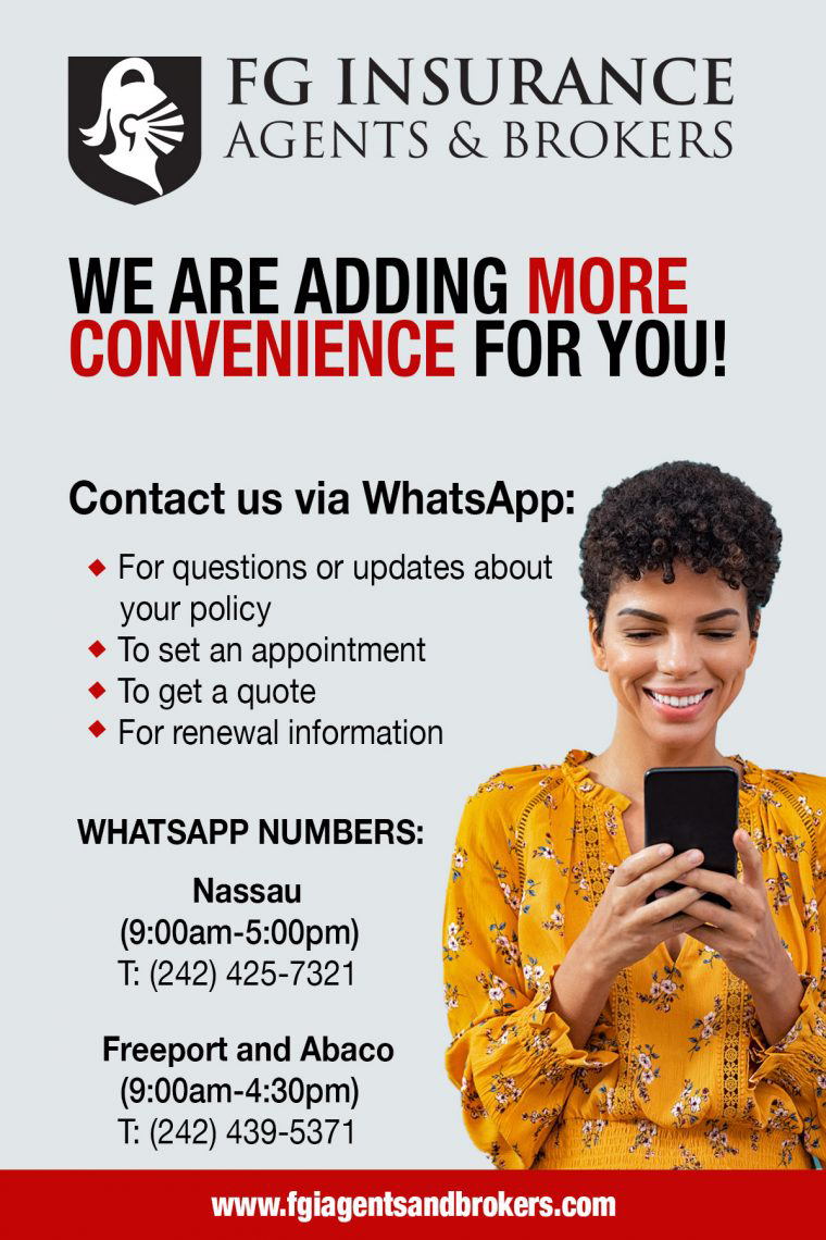 FG Insurance Agents & Brokers - Contact Us