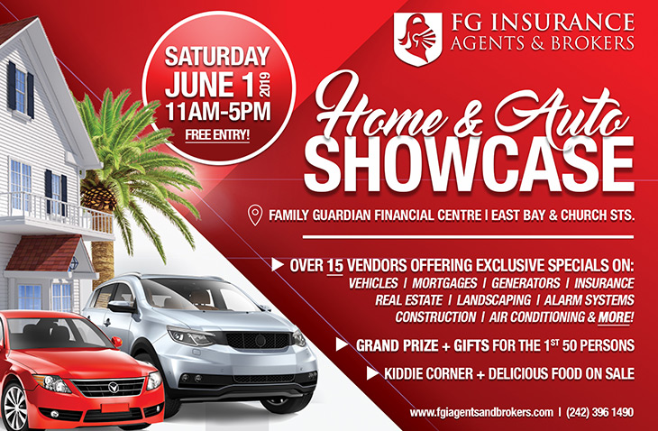 FG Insurance Agents & Brokers Home And Auto Showcase