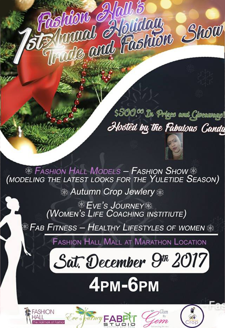 1st Annual Holiday Trade & Fashion Show