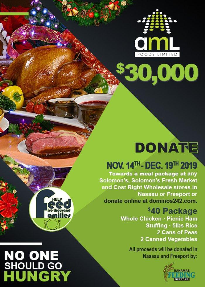 Help Feed 5K Families