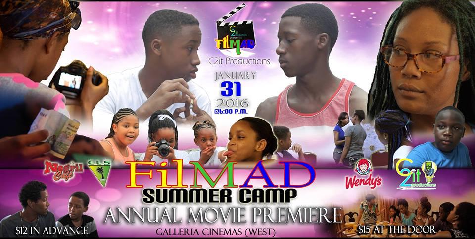 FilMAD Camp 2015 Movie Premiere