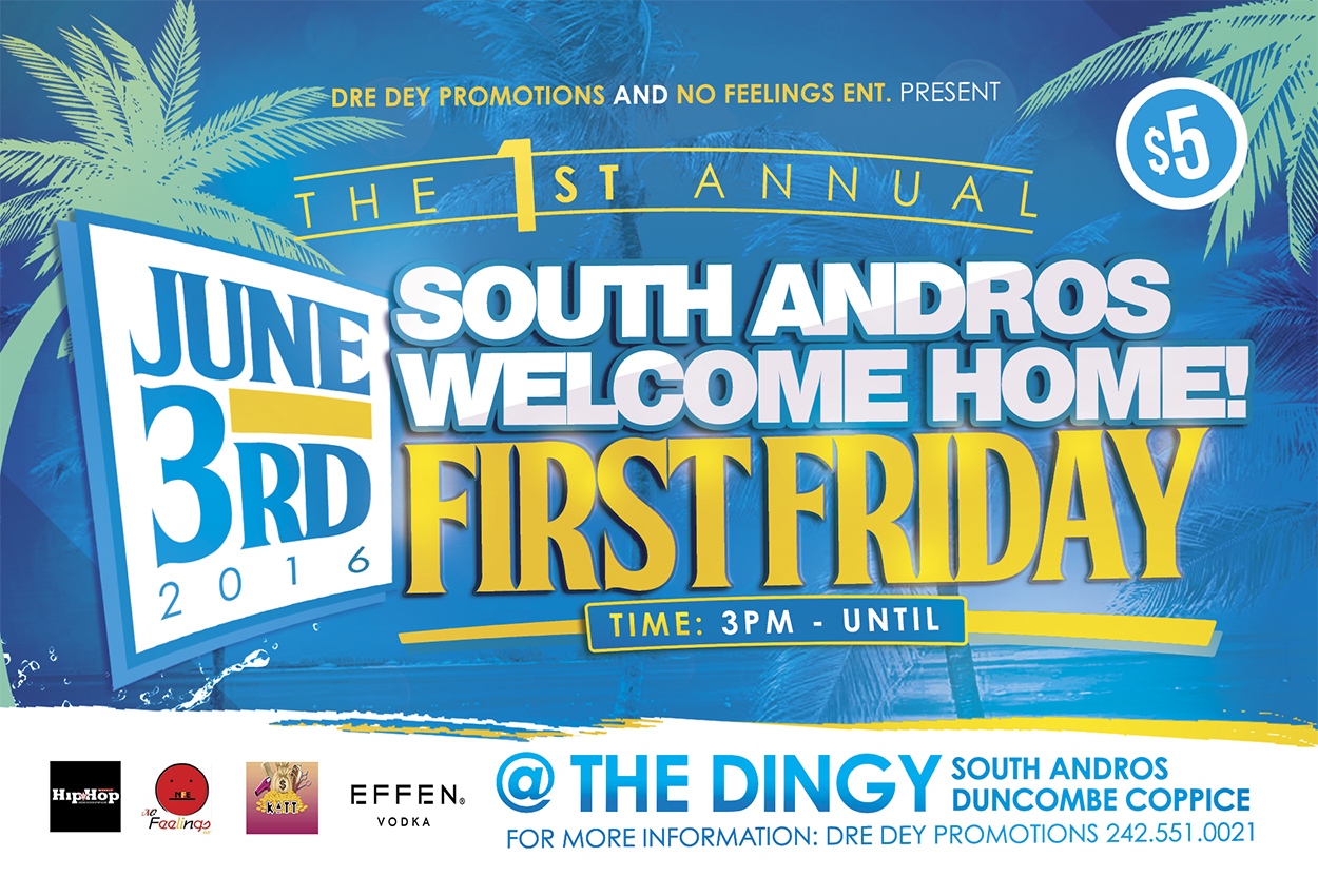 First Friday in South Andros