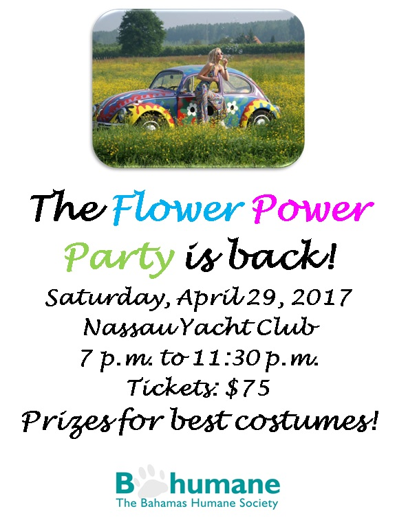BHS Flower Power Party 2017